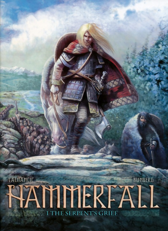 Hammerfall Vol.1 - The Serpent's Grief
