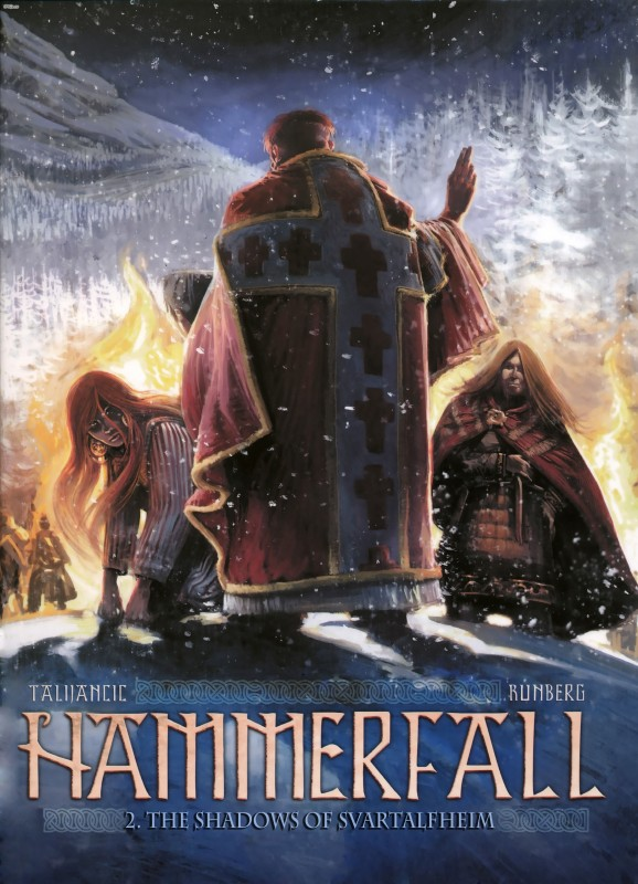 Hammerfall Vol.2 - The Shadows of Svartalfheim