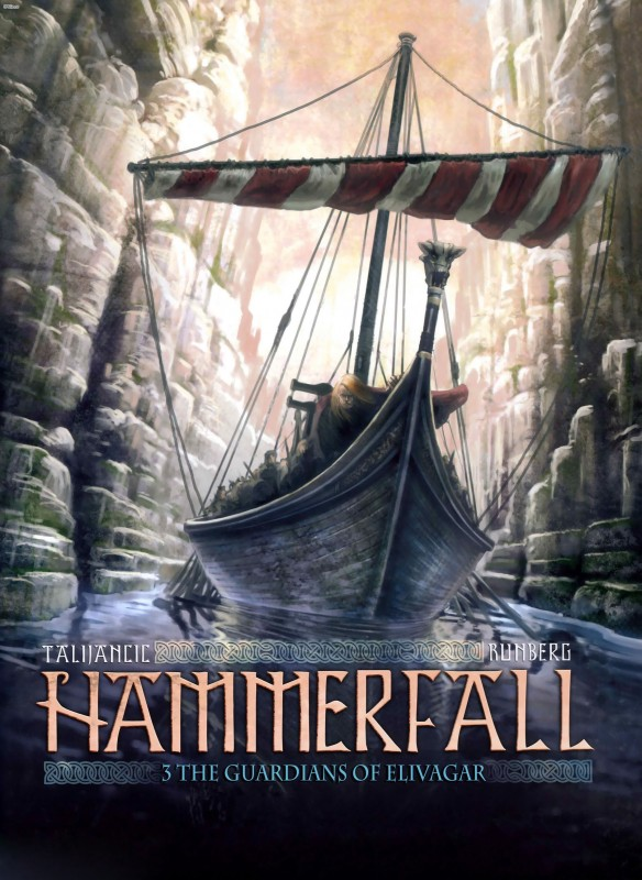 Hammerfall Vol.3 - The Guardians of Elivagar