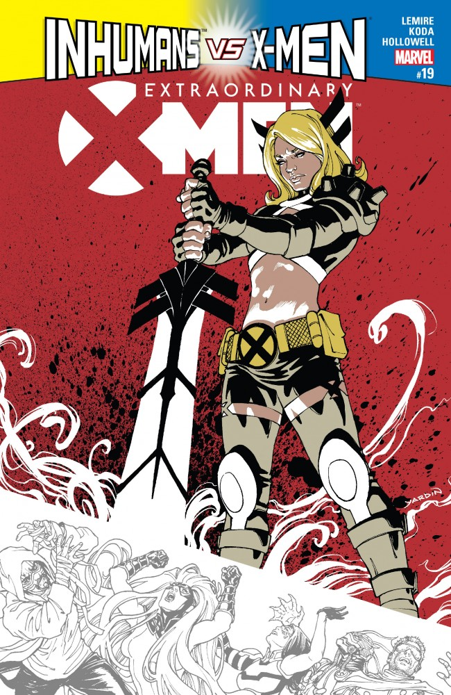 Extraordinary X-Men #19