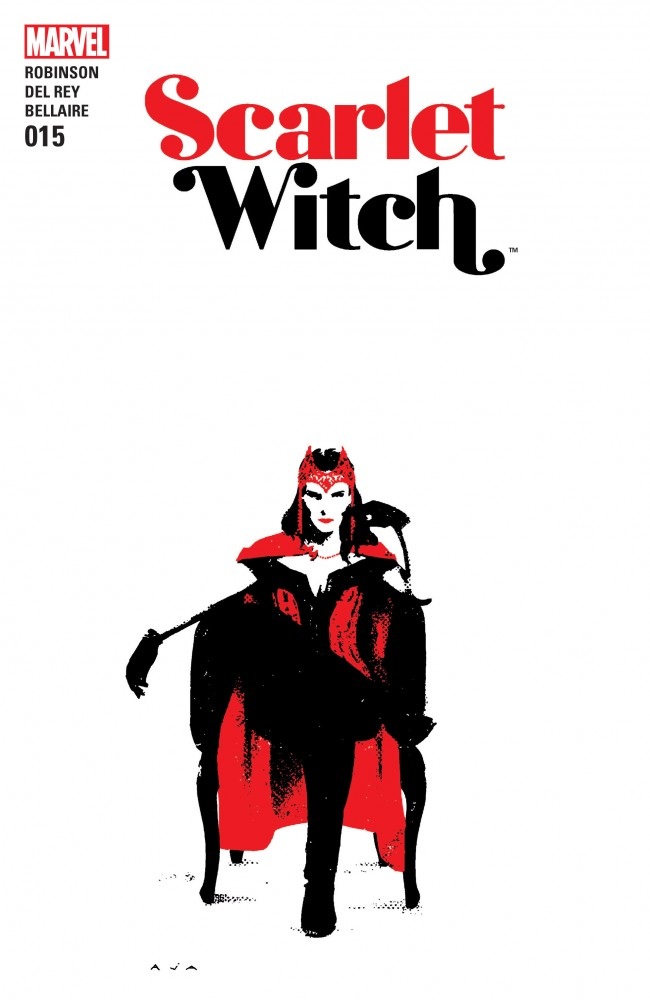 Scarlet Witch #15