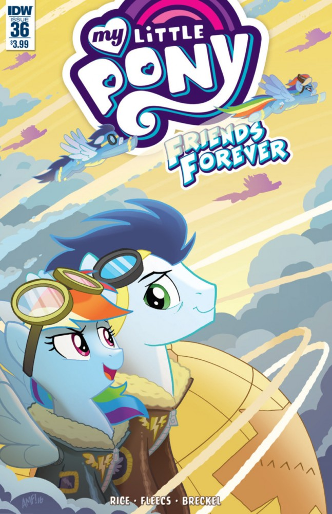 My Little Pony - Friends Forever #36