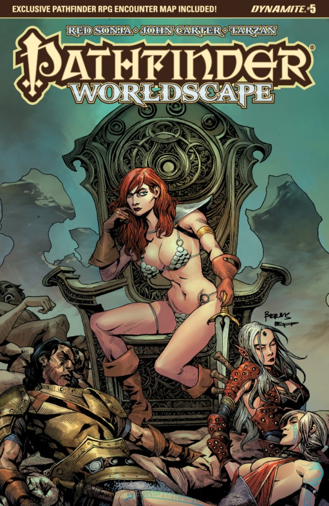 Pathfinder - Worldscape #5