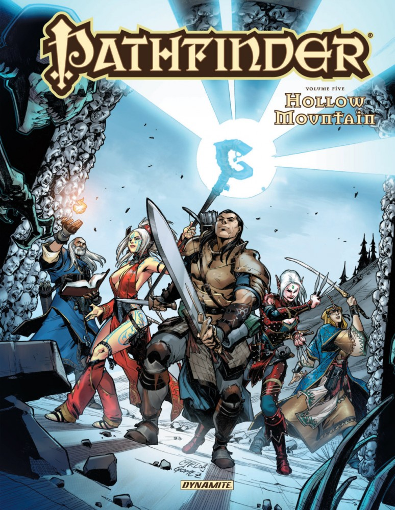 Pathfinder Vol.5 - Hollow Mountain