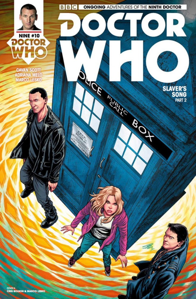 Doctor Who - The Ninth Doctor - Ongoing #10
