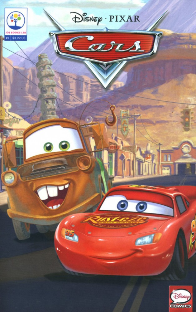 Disney - Pixar - Cars #1