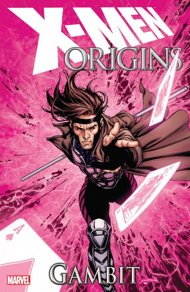 X-Men Origins Gambit #1 - TPB