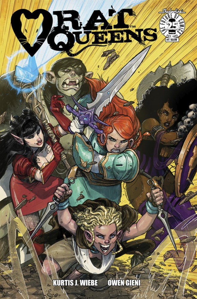 Rat Queens Vol.2 #1