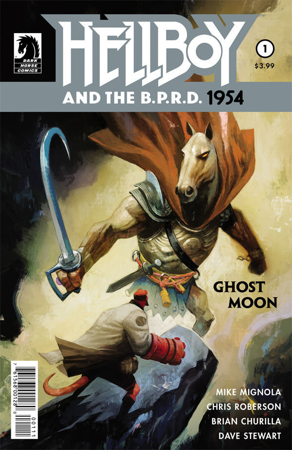 Hellboy and the B.P.R.D. - 1954 - Ghost Moon #1