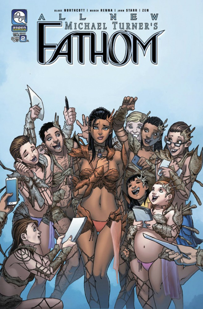 All-New Fathom Vol.6 #2