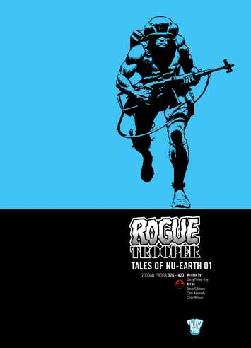Rogue Trooper - Tales of Nu-Earth Vol.1-4 Complete