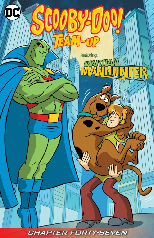Scooby-Doo Team-Up #47