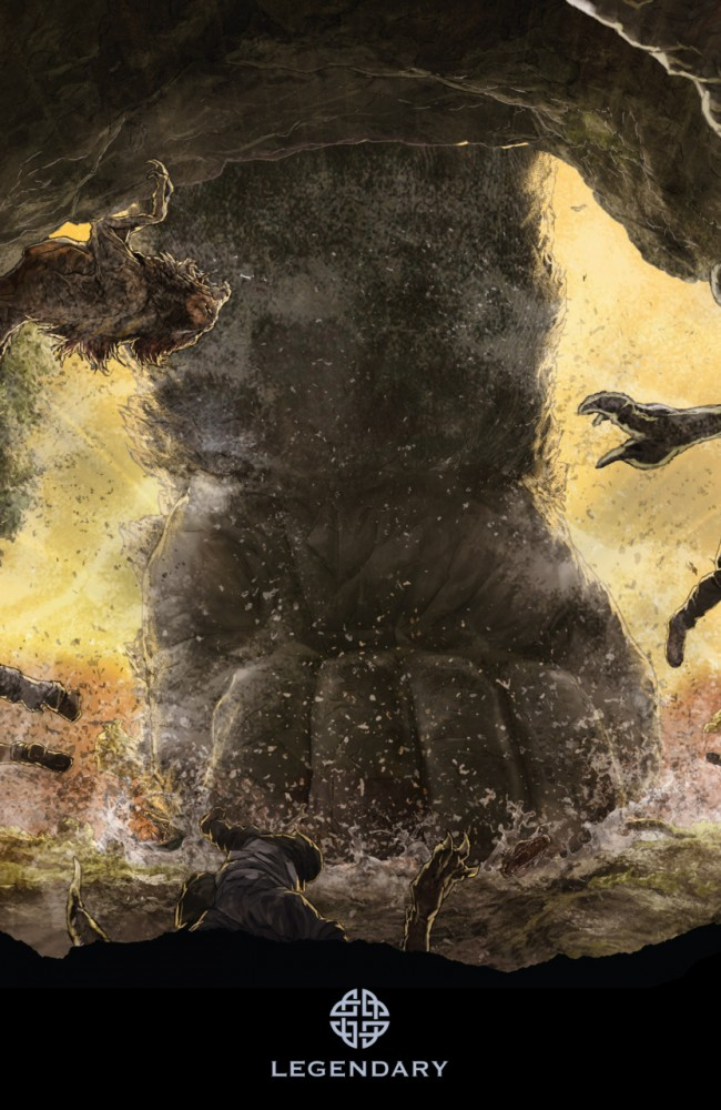 Skull Island - The Birth of Kong Preview #1