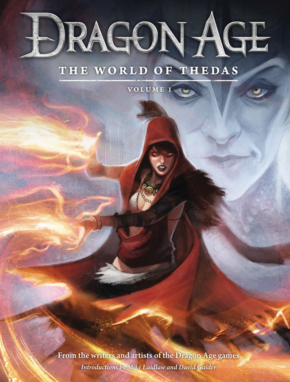 Dragon Age - The World of Thedas Vol.1