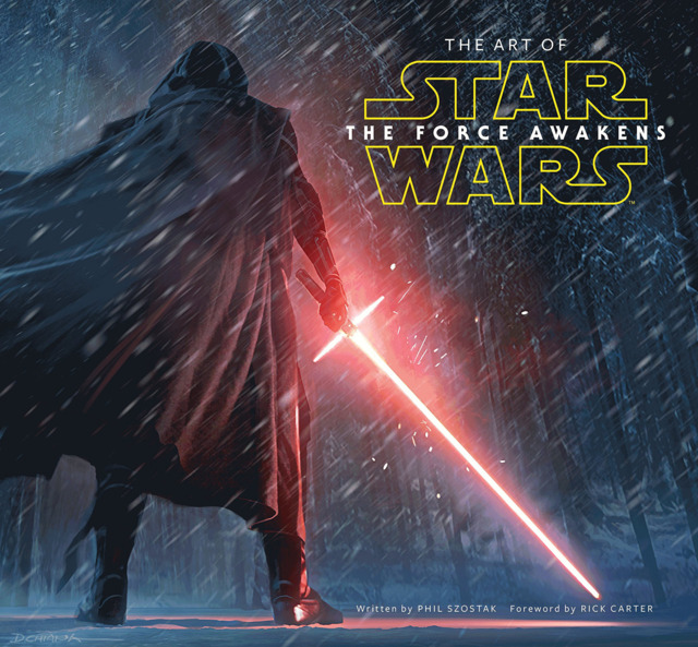 The Art of Star Wars - The Force Awakens #1