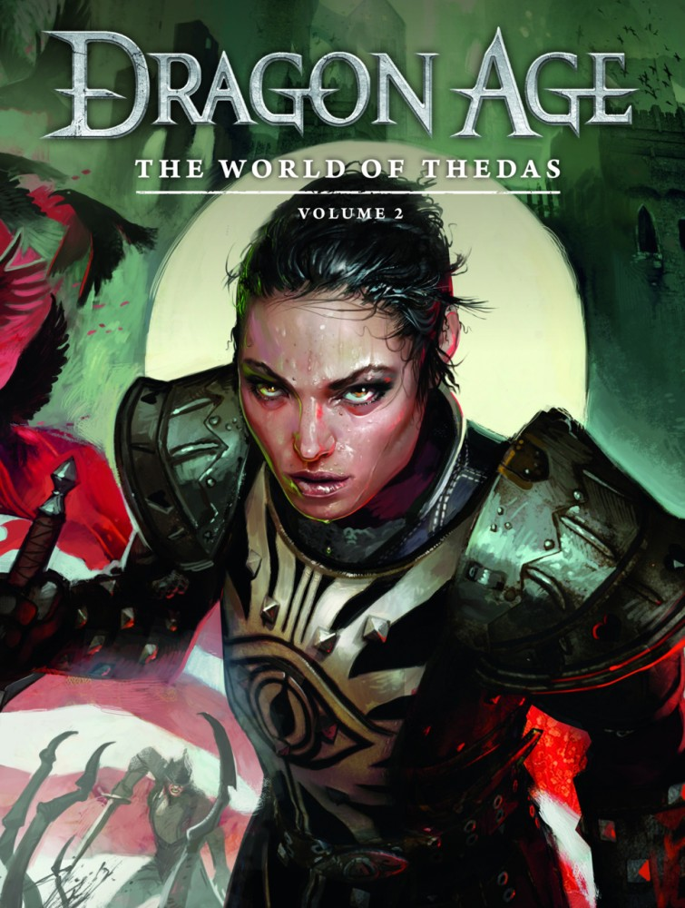 DRAGON AGE - THE WORLD OF THEDAS VOL.2