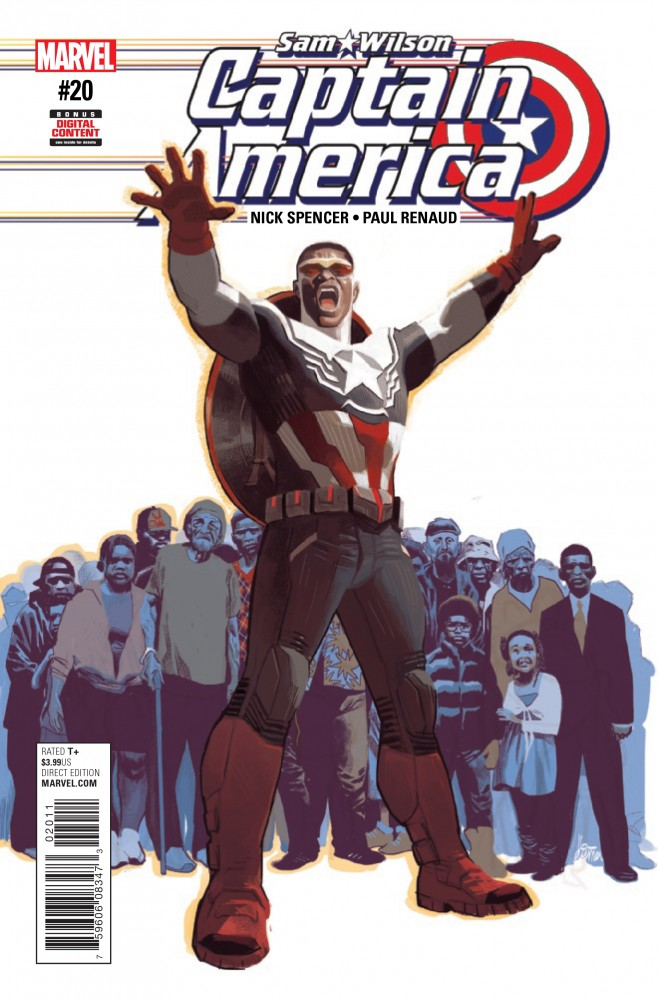 Captain America - Sam Wilson #20