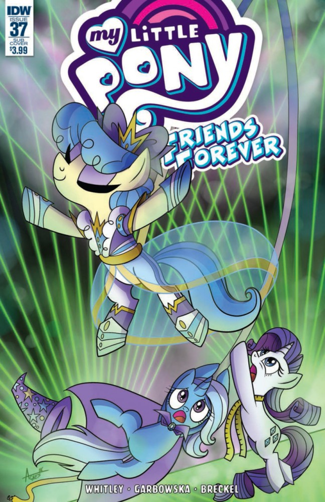 My Little Pony - Friends Forever #37