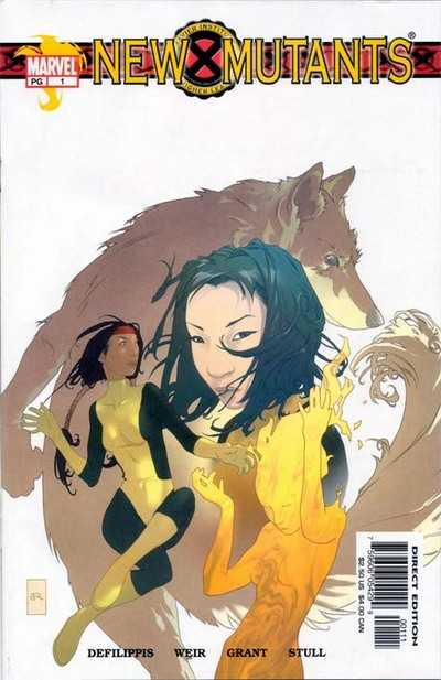 New Mutants #1-13 Complete