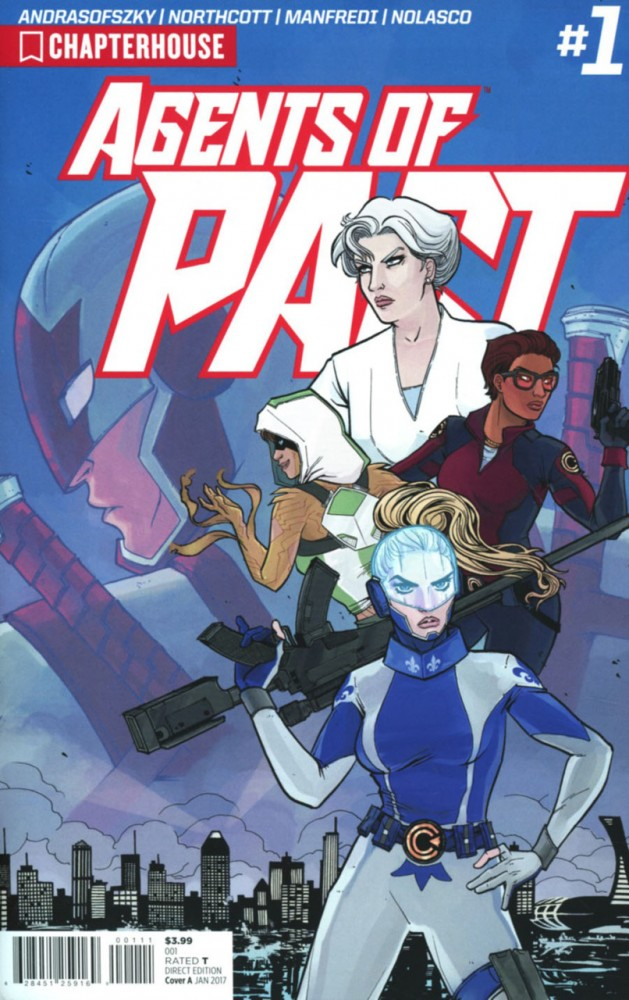 Agents of P.A.C.T.  #1