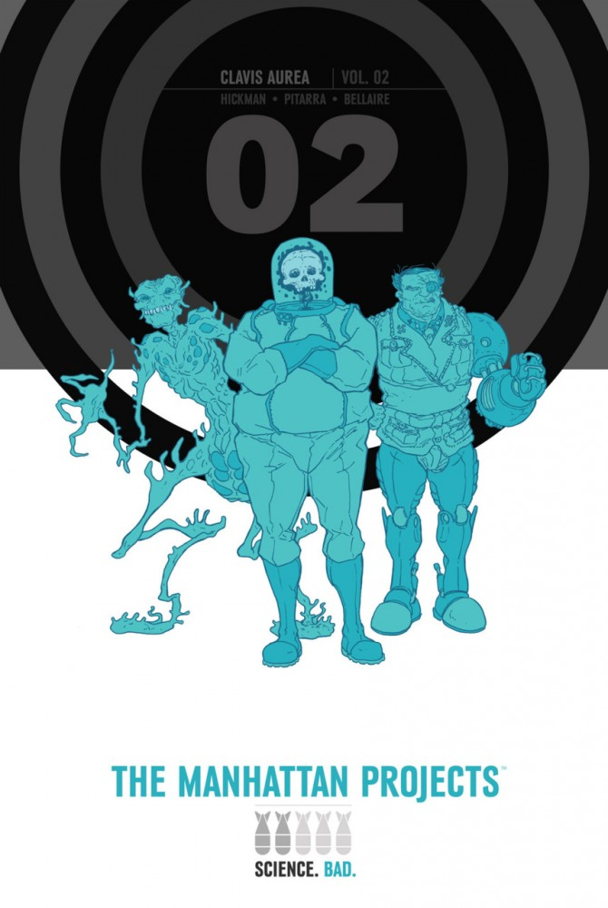 The Manhattan Projects, Deluxe Edition Vol.2 - Science, Bad
