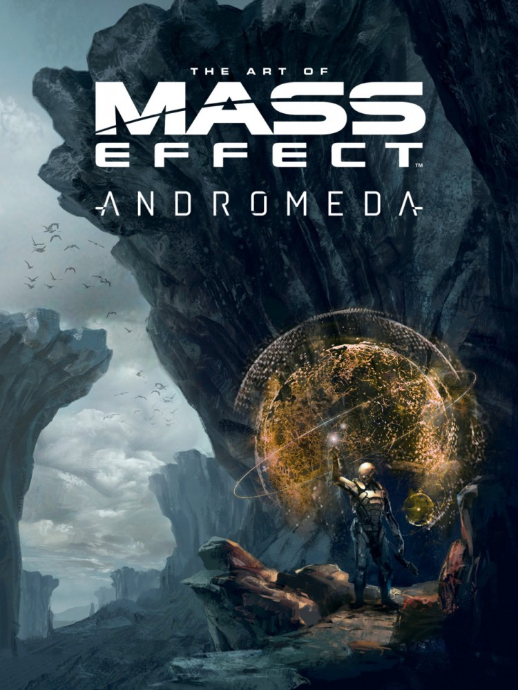 The Art of Mass Effect – Andromeda #1 - HC