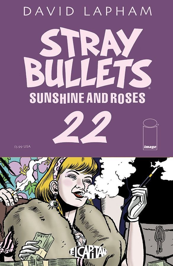 Stray Bullets - Sunshine & Roses #22