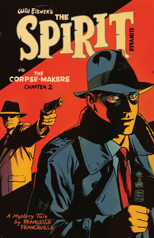 Will Eisner's - The Spirit - The Corpse-Makers #2