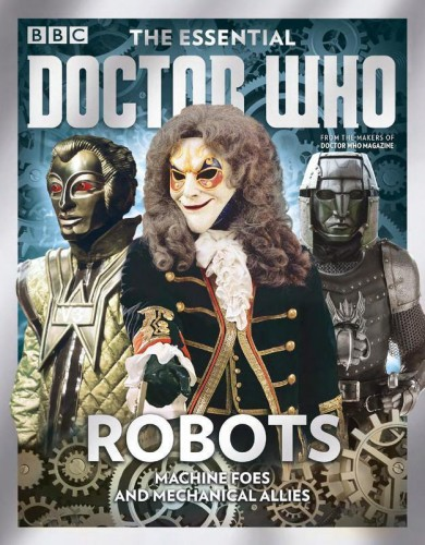 The Essential Doctor Who #10 - Robots