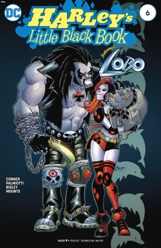 Harley's Little Black Book #6