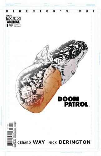 Doom Patrol #1 Director's Cut #1