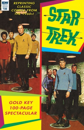 Star Trek Gold Key 100-Page Spectacular #1