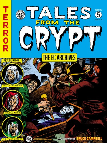 The EC Archives - Tales From the Crypt Vol.5