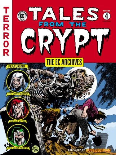 The EC Archives - Tales From the Crypt Vol.4