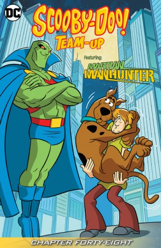 Scooby-Doo Team-Up #48