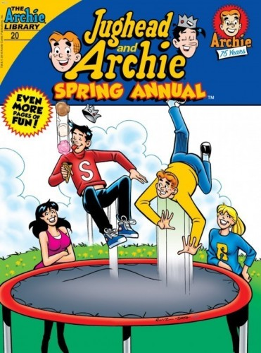 Jughead and Archie Comics Double Digest #20