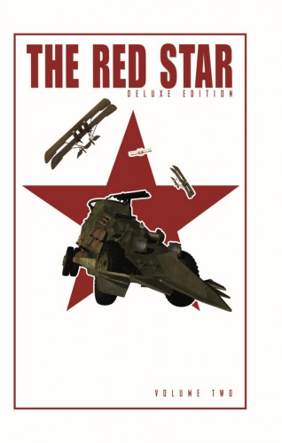 The Red Star Deluxe Edition Vol.2