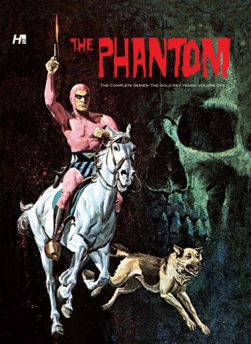 The Phantom - The Complete Series - The Gold Key Years Vol.1