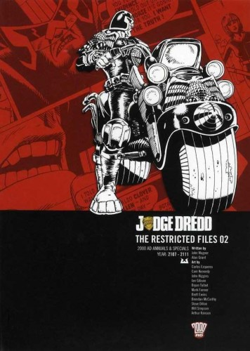 Judge Dredd - The Restricted Files Vol.2