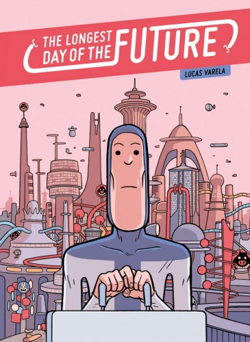 The Longest Day of the Future #1- GN