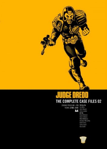 Judge Dredd - The Complete Case Files Vol.2