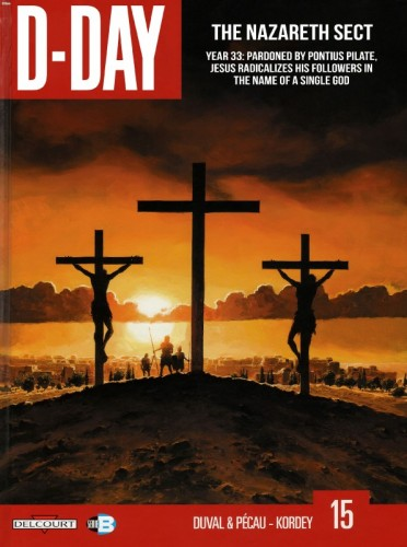 D-Day Vol.15 - The Nazareth Sect