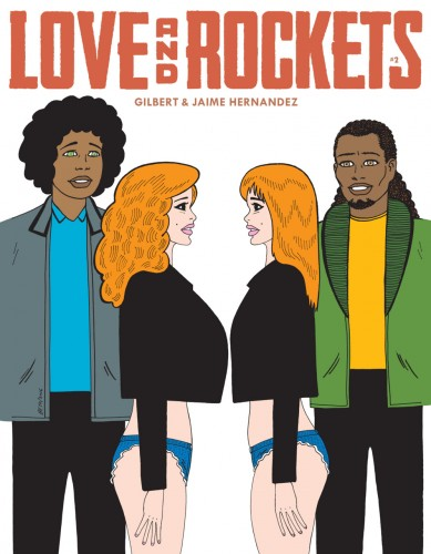 Love and Rockets #2