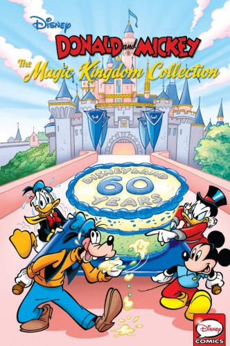 Donald and Mickey - The Magic Kingdom Collection #1 - TPB