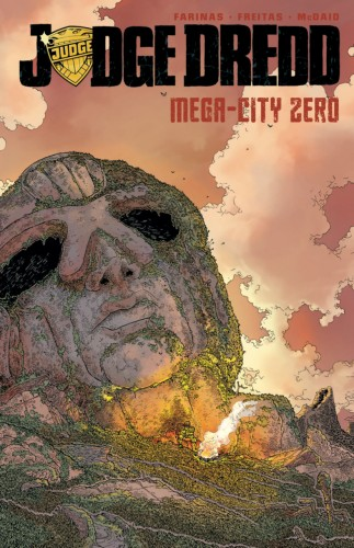 Judge Dredd - Mega-City Zero Vol.1