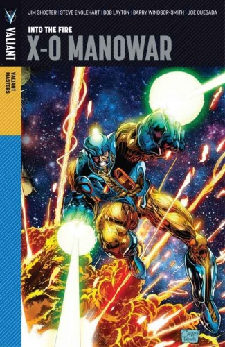Valiant Masters - X-O Manowar Vol.1 - Into the Fire