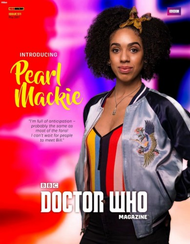 Doctor Who Magazine #511