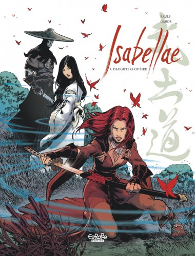 Isabellae Vol.3 - Daughters of Eriu