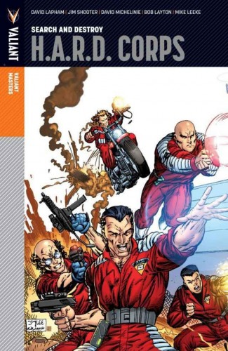 Valiant Masters - H.A.R.D. Corps Vol.1 - Search and Destroy