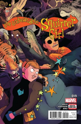 The Unbeatable Squirrel Girl #19
